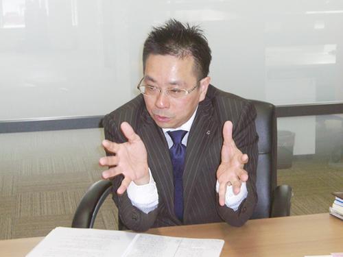 取締役執行役員 商品本部 本部長 山本浩氏